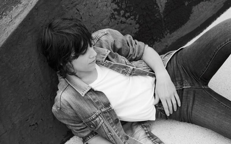 charlotte gainsbourg SINGLE ©Collier Schorr crop